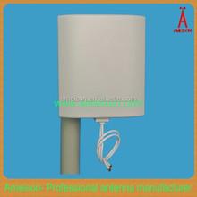 AMEISON 9 dBi 1700 - 2700 MHz Dual Polarized Flat Patch Panel 2x2 MIMO 802.11b/g/n WiFi 3G 4G/LTE huawei e5373 antenna