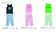 OEM factory 2015 New models women's sexy pajama/nightwear Stock