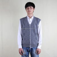 Fashion mens long cardigan sweater 2015 cardigan sweater wholesale price