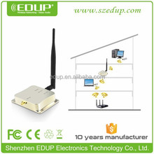 Connect router and stonger signal 5000mw wifi booster