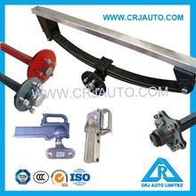 Agricultural Trailer Axle suspension coupling 3Ton, 4Ton, 5Ton, 6Ton