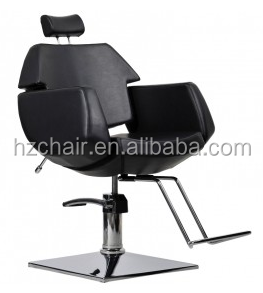 2015 Recline Hyraulic Barber Chairs With Footrest;popular