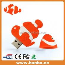funny animal shape usb Flash drive