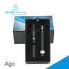 Big vapor ago vaporizer dry herb/wax 2-in-1 ago g5 pen style electronic cigarette popular in Malaysia e cigs