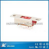 Alps DPDT selector slide switch SS-22K15