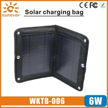 new technology product in china Lithium-ion polymer battery top quality solar bag for cell phone