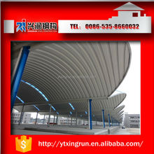 sandwich panel PREFABRICATED STEEL STRUCTURE office
