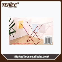Tenice folding heated drying clothes airer rack