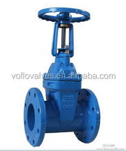 Cast Iron Rising Stem Resilient Seat Gate Valve