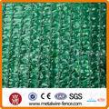 Redes de plástico Construção