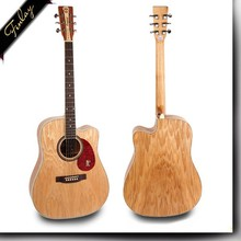 Finlay FD-120C 41 inch hotsale guangzhou special design factory price round back electric acoustic guitar