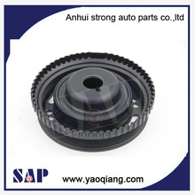 GM crankshaft pulley