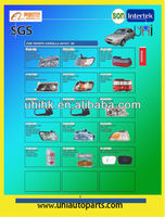 Car body parts---Toyota corolla AE101 99 lamps mirrors etc body parts