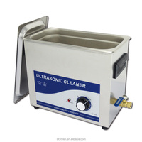 office used ultrasonic cleaner for stamp,printer head,pens