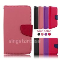 for Konka V713 case,wallet leather phone case for Konka V713