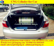 Type 2 Carbon Fiber Car Use CNG Cylinder for Vehicle for Truck