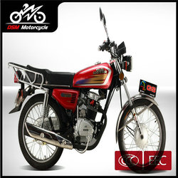 Jiangmen new modle motorcycle on road