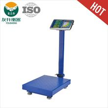 Digital Scale 300kg / 50g Novel Appearance,LCD Display,Green Light,S.S Indicator