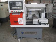new instrument cnc lathe machine brand CK0625A with 3 axis