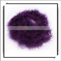 Wholesale! Marabou Deep Purple Feather Boa