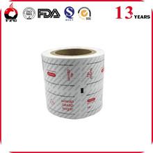 cheap high quality food grade rock salt printing pack film
