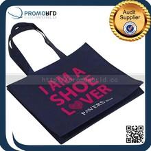Silk printing shopping bag manufacturer