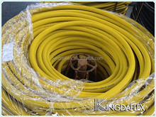 Qingdao Manufacture High Temperature Yellow Rubber Air Hose