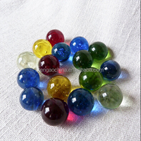 11mm 12mm 14mm glass marbles with logo