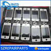 Wholesale Replacement for iPhone 4 back housing Rear Back Glass Panels Original with logo