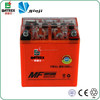 High Performance 12V 3Ah Motorcycle Battery, Batrex Motorcycle Battery 12V 3Ah YB3L-BS