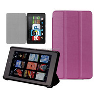 New slim case for Amazon Fire hd 6 case cover light weight 2014 October released with sleep function stock offer