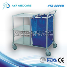 Cart for Making Up Bed and Nursing