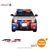 super new bright car truck emergency 24 led strobe light / visor light / visor strobe light amber (XD8646)