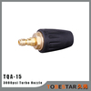 High Pressure Car Washing Welding Brass Turbo Nozzle Rotating Nozzles