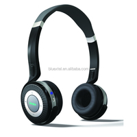 Best selling headband bluetooth ear muff headphones V4.0 with NFC pairing