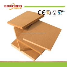 Moisture resistant MDF board 610*3660mm ,1220*2800mm