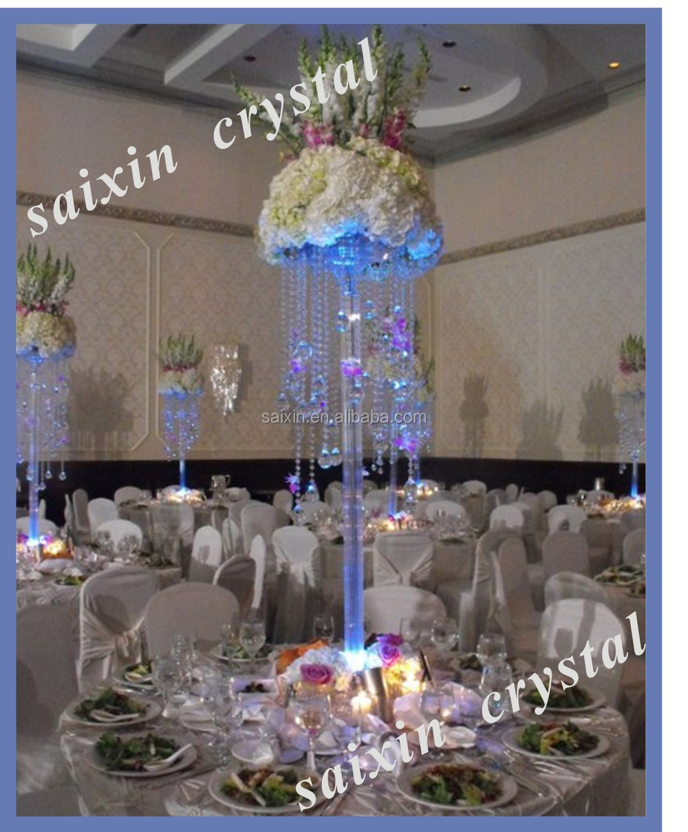 Crystal candelabra tall wedding candelabra centerpiece buy tall zt 155g 8g junglespirit Choice Image
