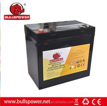 control equipment 12V 65Ah High Rate ups system deep Discharge VRLA Battery