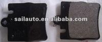 D873-7748/FDB1322 MERCEDES BENZ brake pad