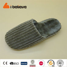 New fashion cool design soft indoor slippers for men