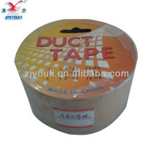 Cloth tape in brown