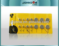 battery tester for button cell