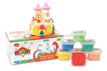 Kids educational craft toy lightweight soft modeling clay
