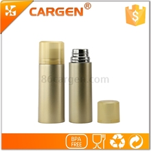 Cup cap portable insulated hot and cold stainless steel thermos flask