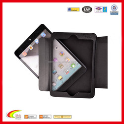 Newest PU Leather Car Seat Headrest Airplan Tray Table Mount Holder for Ipad