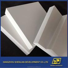 Black expanded polystyrene foam sheets