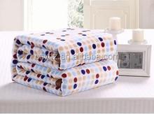 Factory Direct Luxury Mink Blanket Thick Fleece Blanket