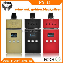 2015 newest huge atomizer dry herb vaporizer VS-II,best seller in western market