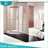 High ranged frameless shower room accessories M-G431