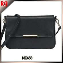 Korean Lady Women Leather Messenger Top Handle Bag Travel Tote